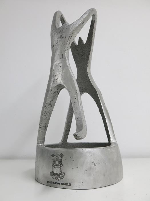 Aitor Ruiz de Egino. Obra personal y por encargo - trofeos artísticos y escultura personalizada