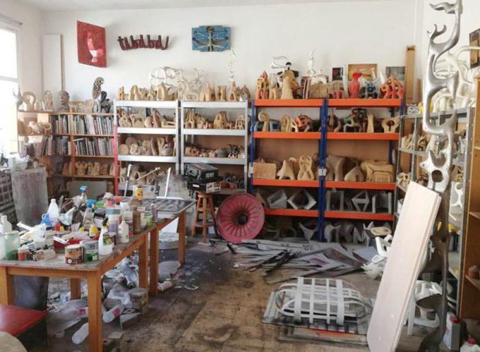 Aitor Ruiz de Egino. Obra personal y por encargo -  taller zikunaga